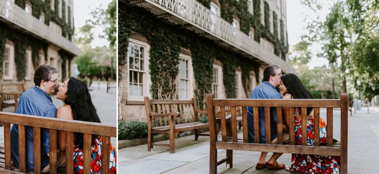 Princeton Engagement Session Photos, New Jersey Wedding Photographer, Anais Possamai Photography