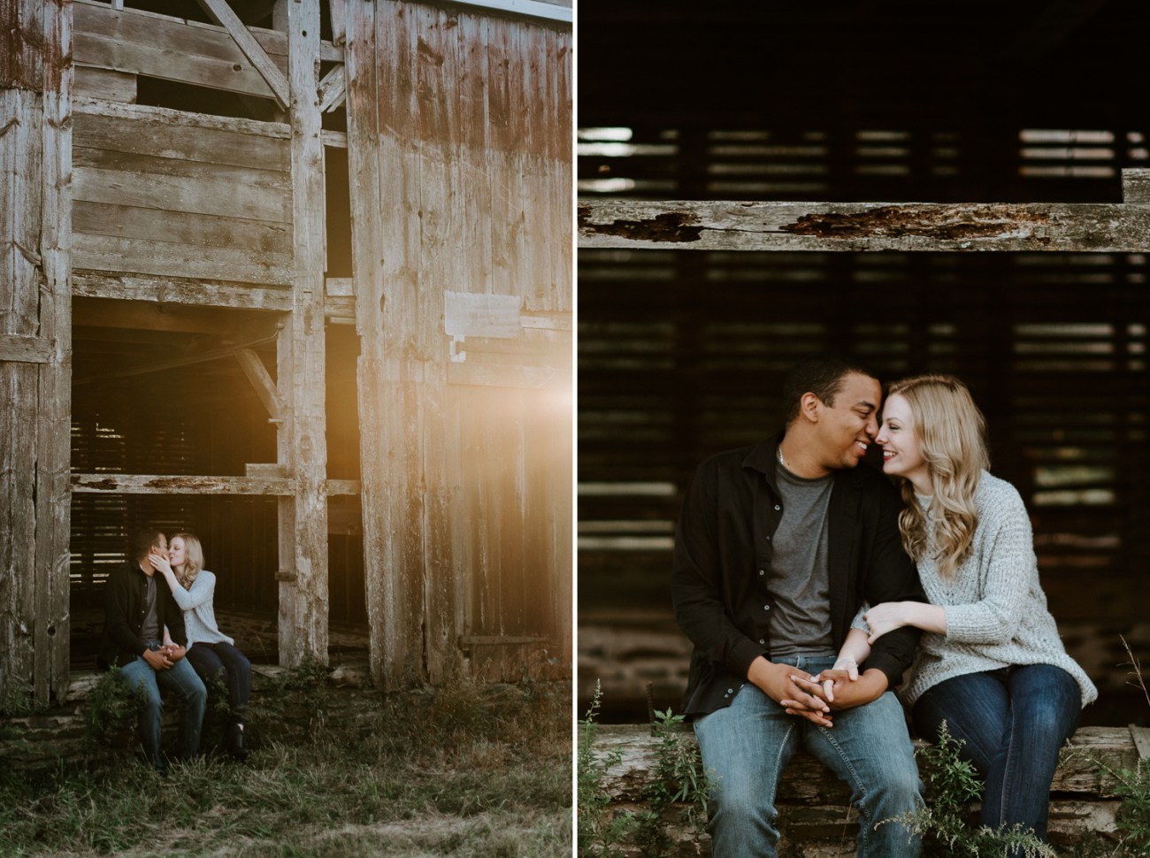 New Jersey Barn Engagement Session Branchburg New Jersey Anais Possamai Photography New Jersey Wedding Photographer