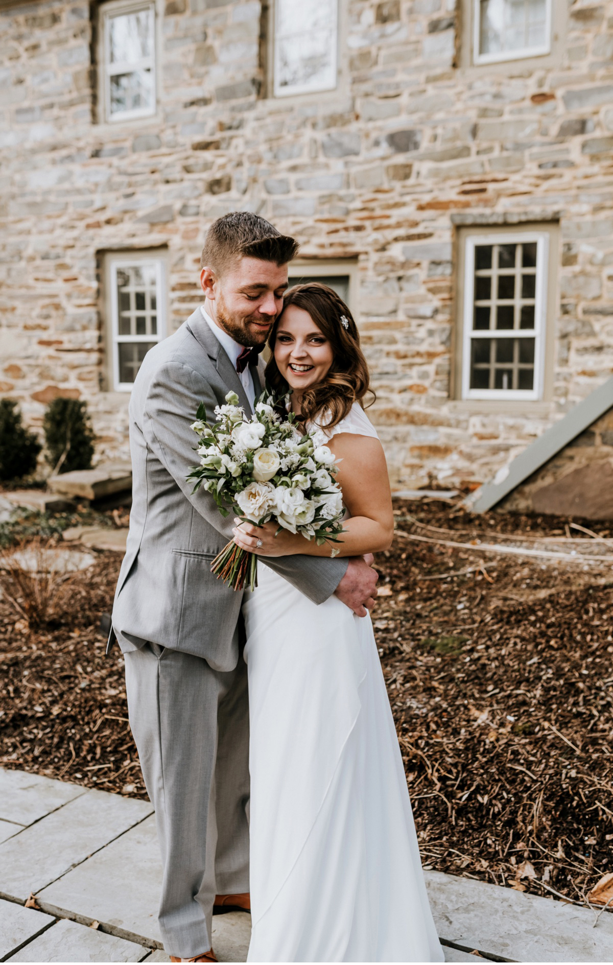 21 Winter Elopement Adventurous Elopement Photographer New Jersey Wedding Photographer Intimate Wedding
