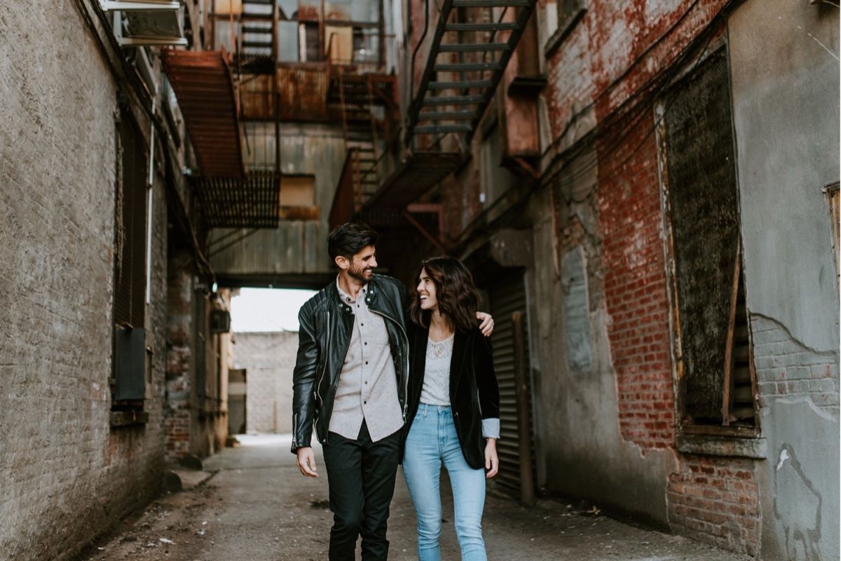 Industrial Brooklyn Engagement Destination Wedding Photographer 02