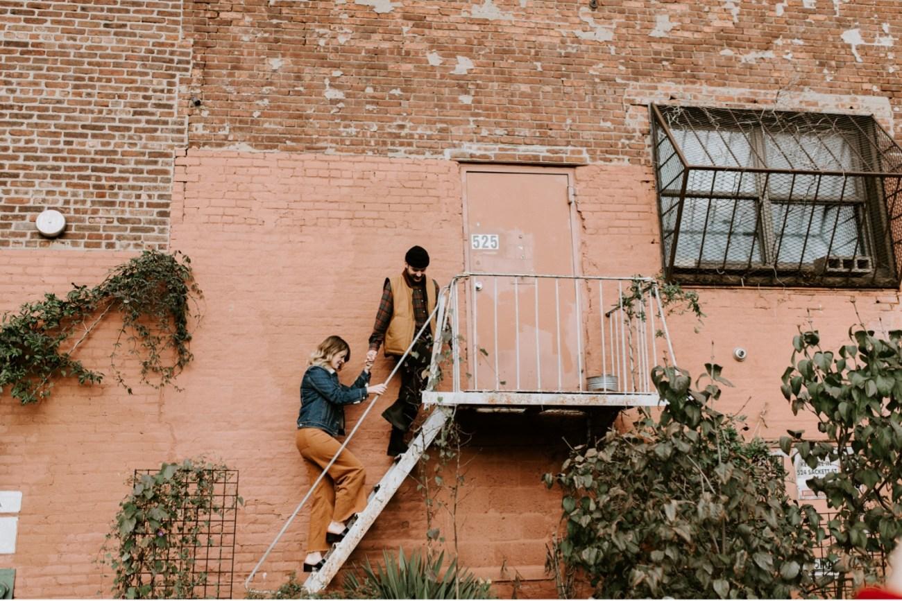 13 Brooklyn Wedding Photographer Brooklyn Engagement Session 501 Union Brooklyn Fall Engagement Session
