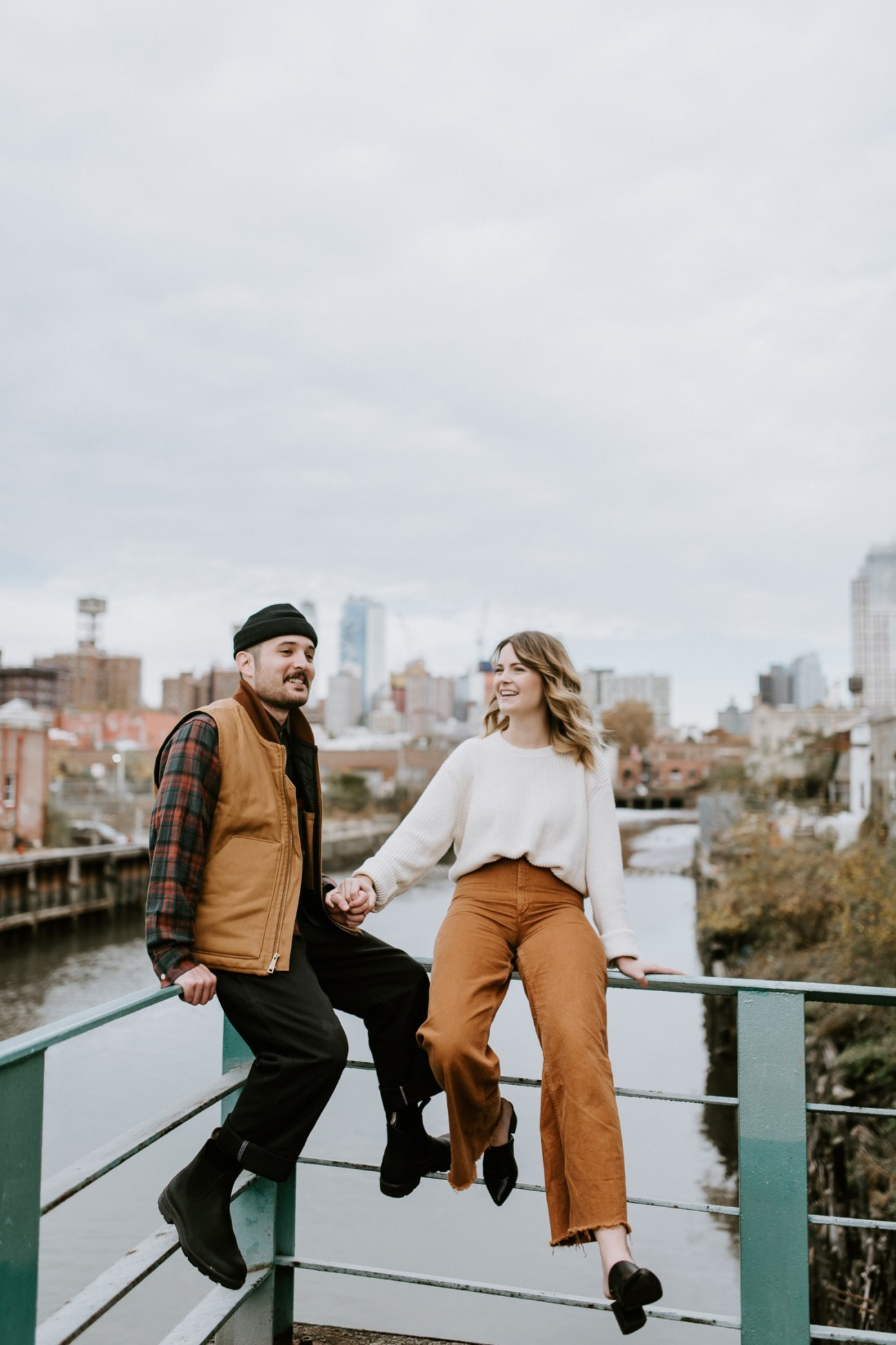 21 NYC Engagement Session Nyc Wedding Photographer New York Wedding Photographer Brooklyn Wedding Photographer