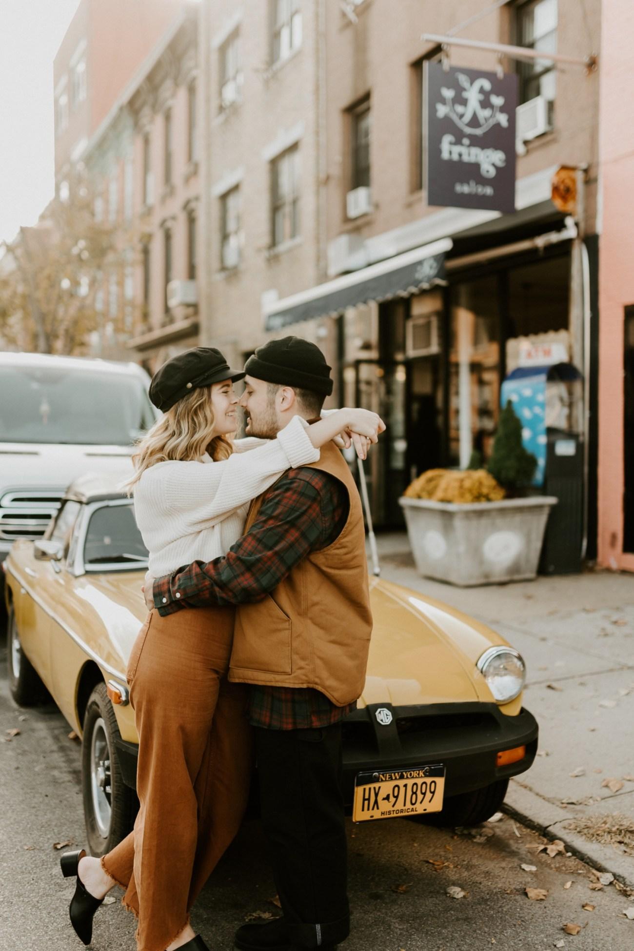 32 NYC Engagement Session Nyc Wedding Photographer New York Wedding Photographer Brooklyn Wedding Photographer