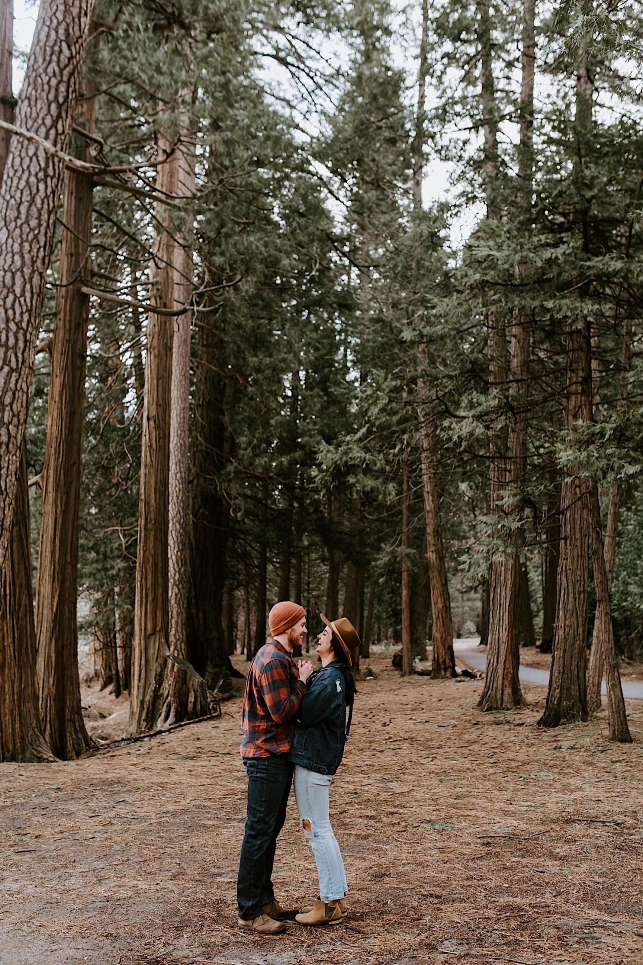 Yosemite Anniversary California Wedding Photographer San Francisco Wedding Photographer Yosemite Elopement 26