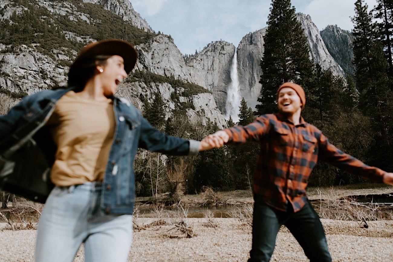 Yosemite Anniversary California Wedding Photographer San Francisco Wedding Photographer Yosemite Elopement 32