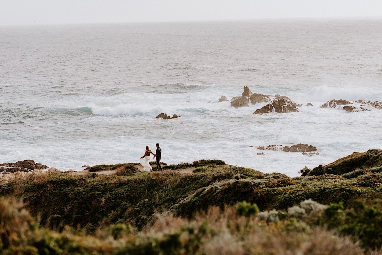 Big Sur California Couple Session San Francisco Wedding Photographer 04