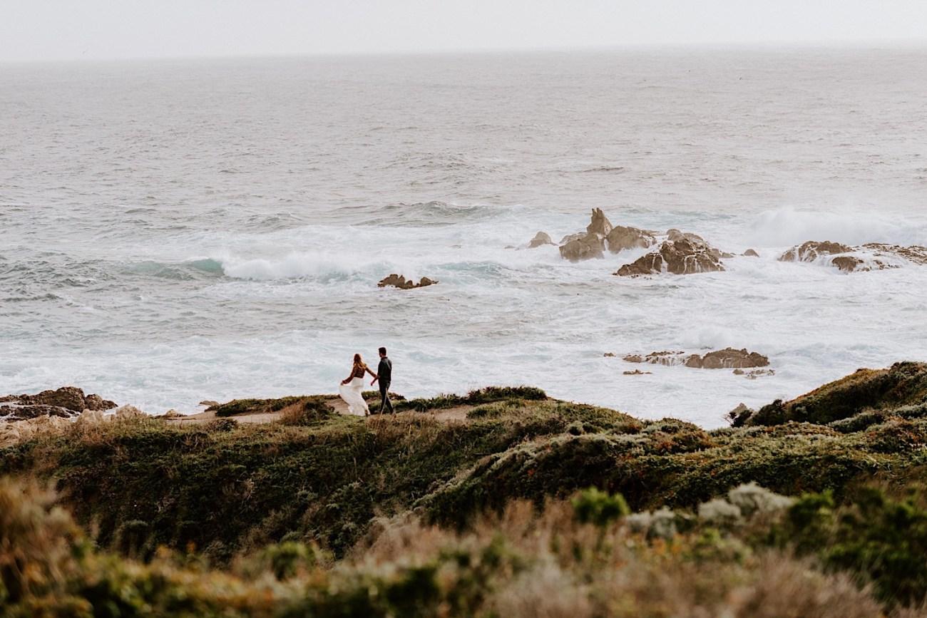 Big Sur California Couple Session San Francisco Wedding Photographer 04