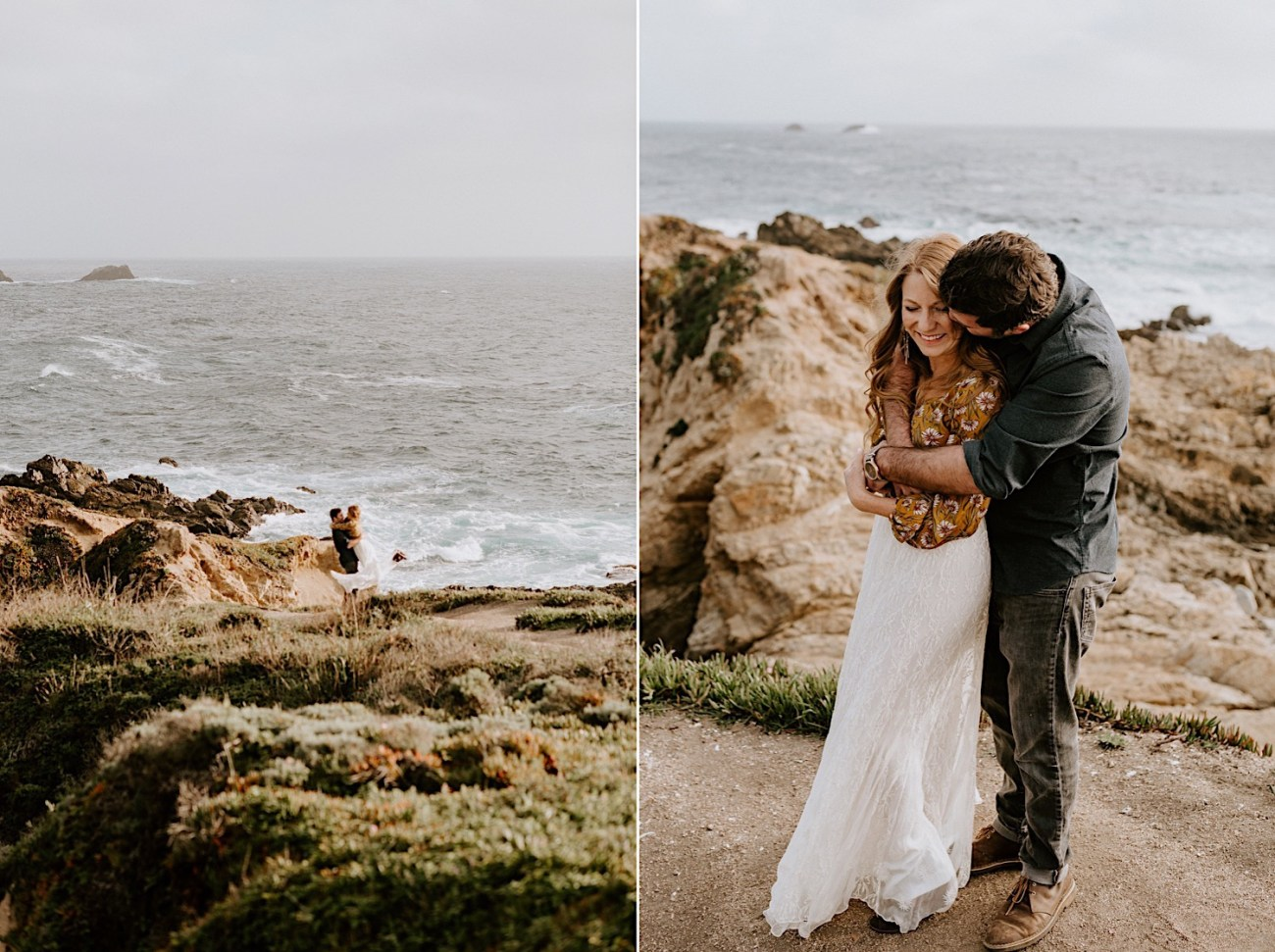 Big Sur California Couple Session San Francisco Wedding Photographer 05