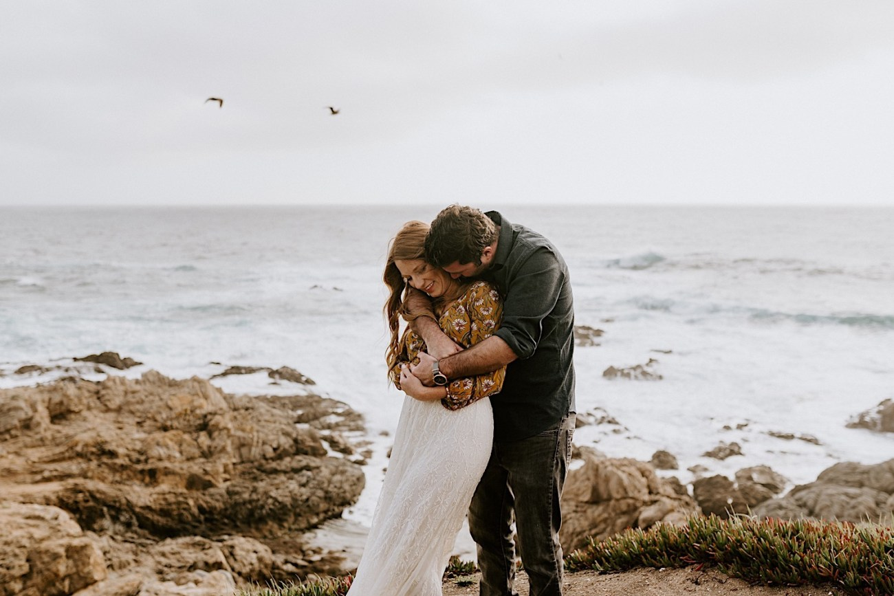 Big Sur California Couple Session San Francisco Wedding Photographer 07