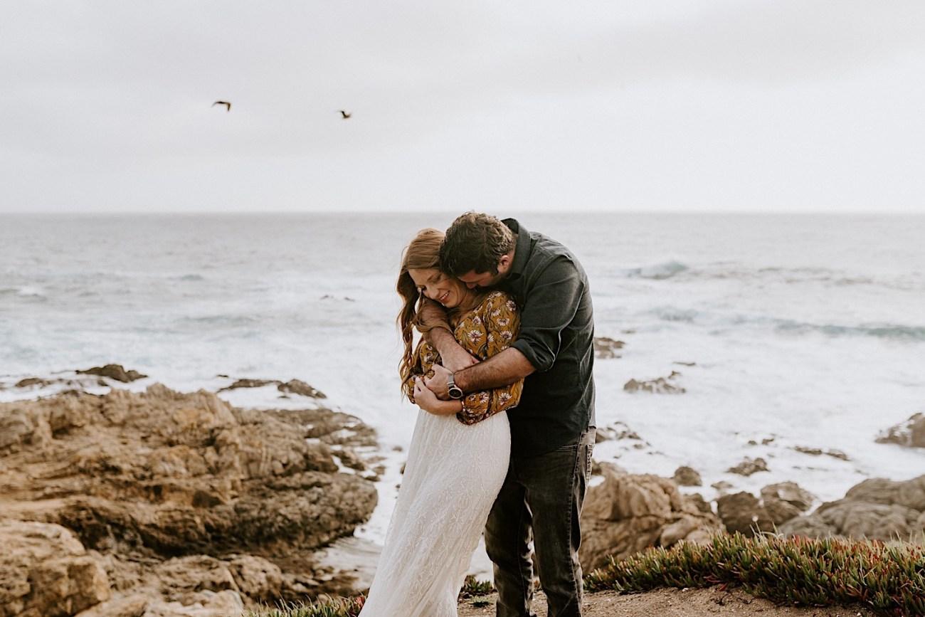 Big Sur California Couple Session San Francisco Wedding Photographer 07