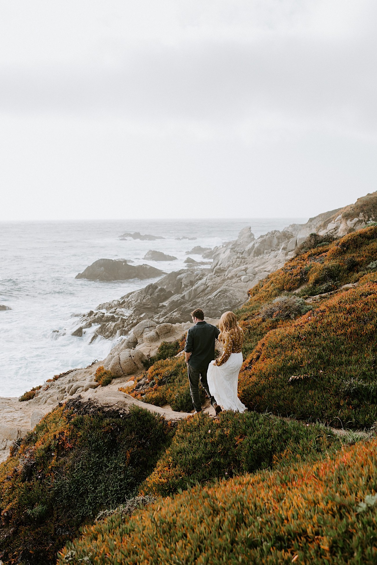 Big Sur California Couple Session San Francisco Wedding Photographer 11