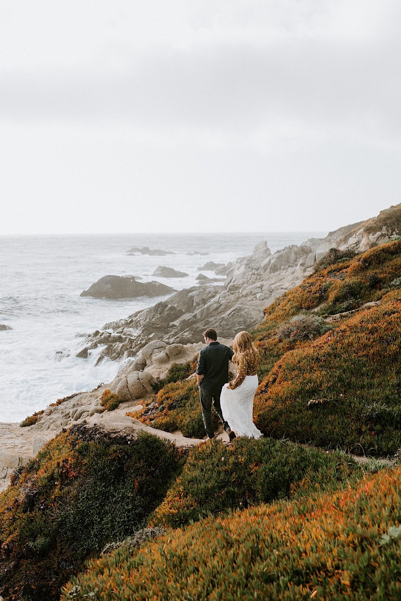 Big Sur California Couple Session San Francisco Wedding Photographer 11