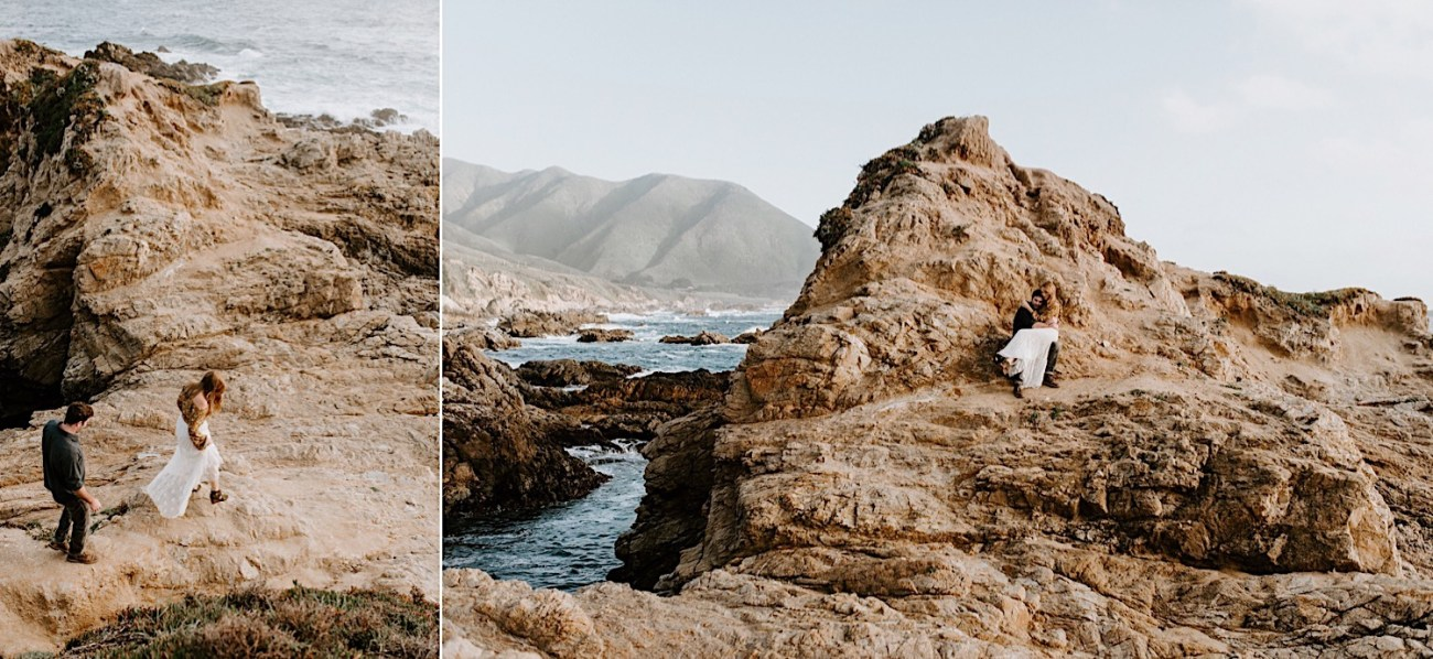 Big Sur California Couple Session San Francisco Wedding Photographer 17