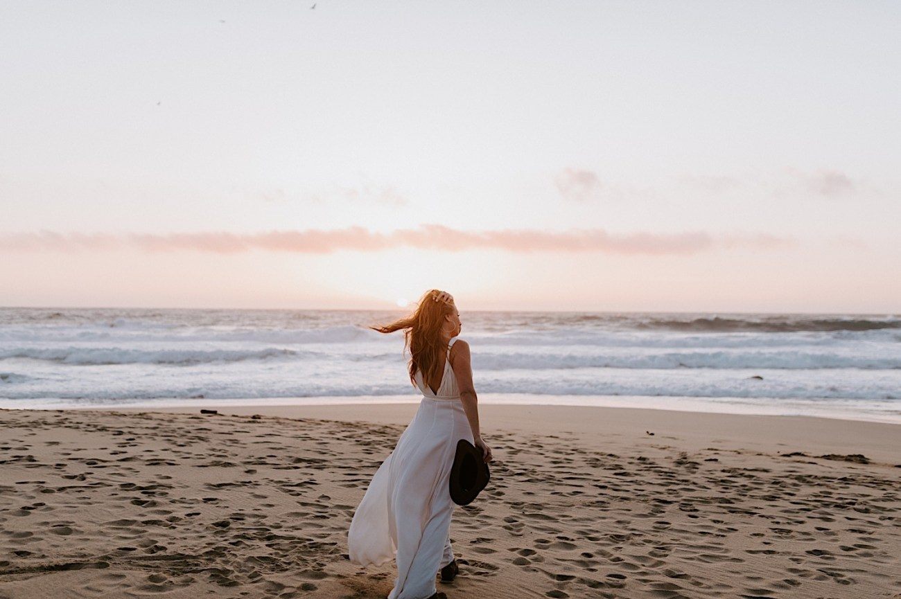 Monterey Wedding Photographer California Coast Enagement Session 19