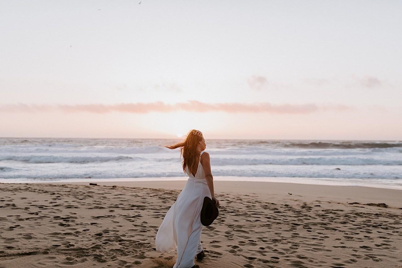Monterey Wedding Photographer California Coast Enagement Session 19
