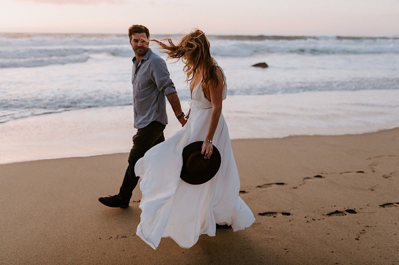 Monterey Wedding Photographer California Coast Enagement Session 22