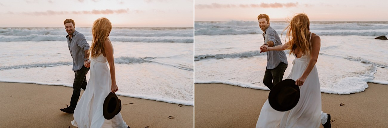 Monterey Wedding Photographer California Coast Enagement Session 24