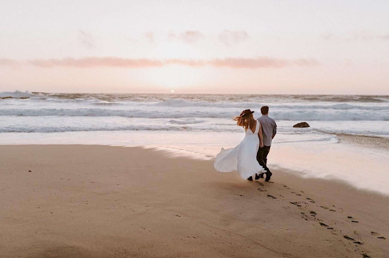 Monterey Wedding Photographer California Coast Enagement Session 29