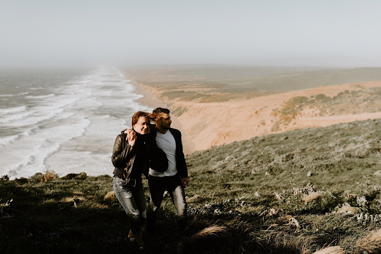 Point Reyes Engament Session SF Wedding Phographer 41