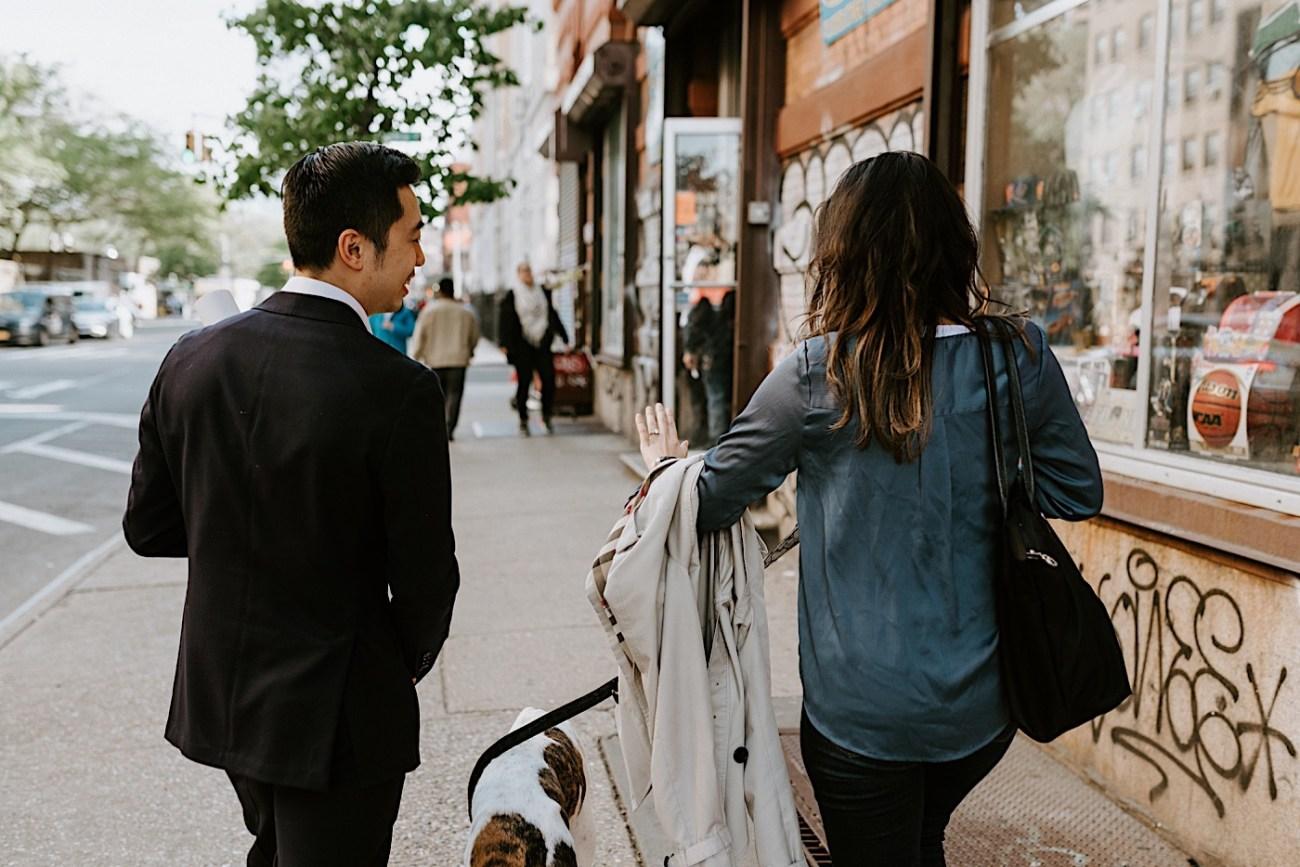 New York City Proposal NYC Wedding Photographer NYC Engagement Photos 13