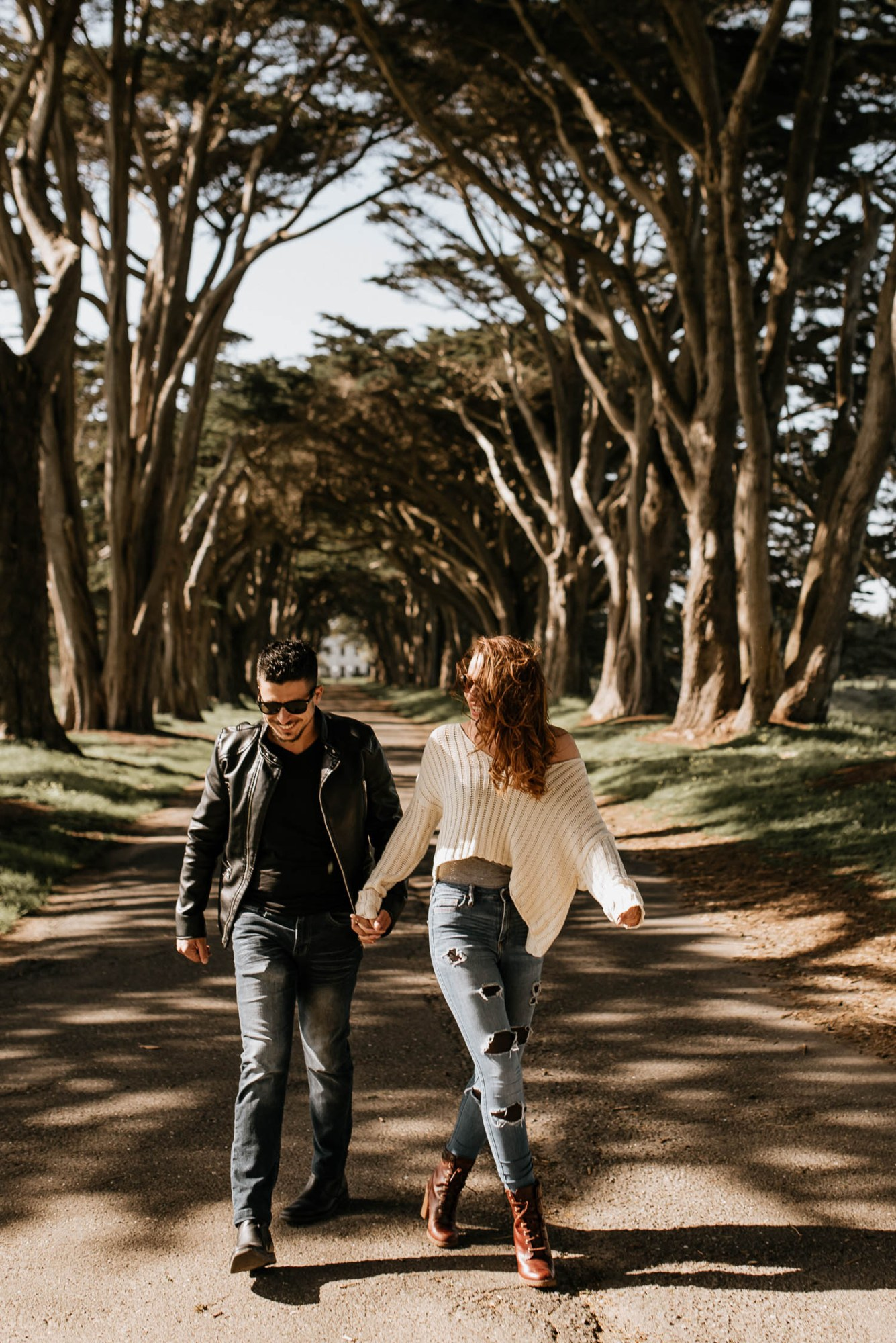 Point Reyes Engagement Session 2