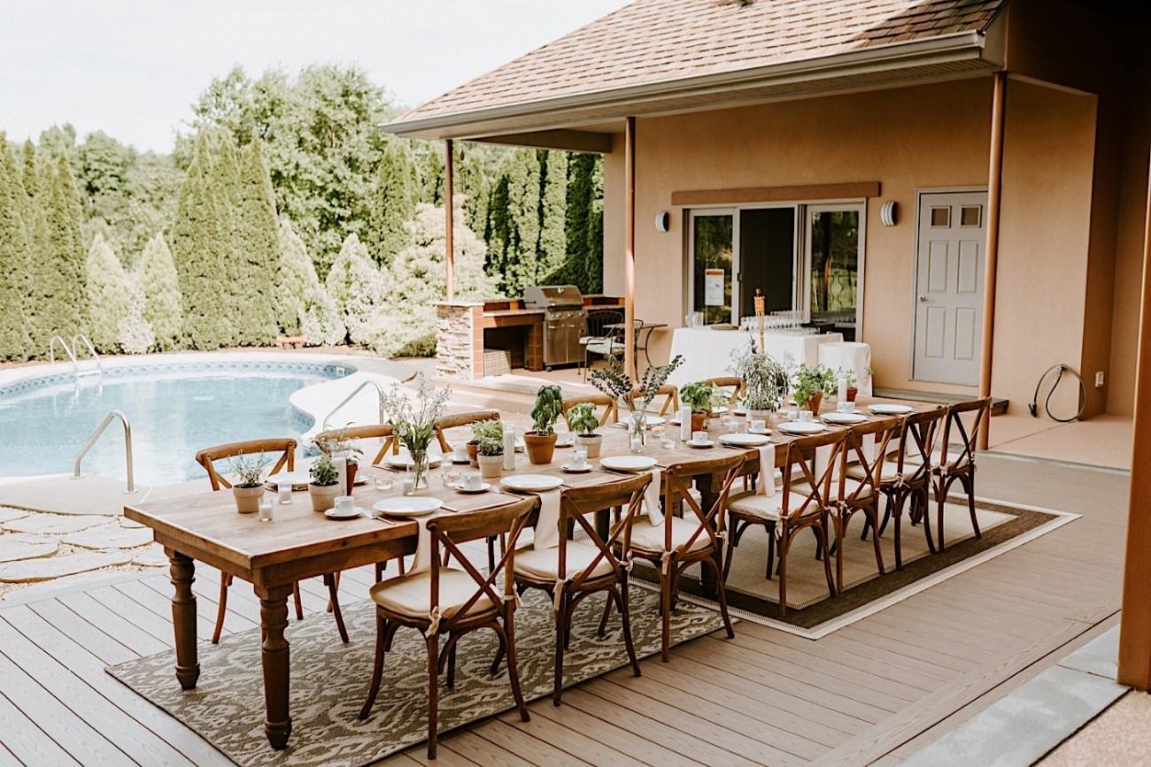 NJ Wedding Photographer Backyard Wedding 35