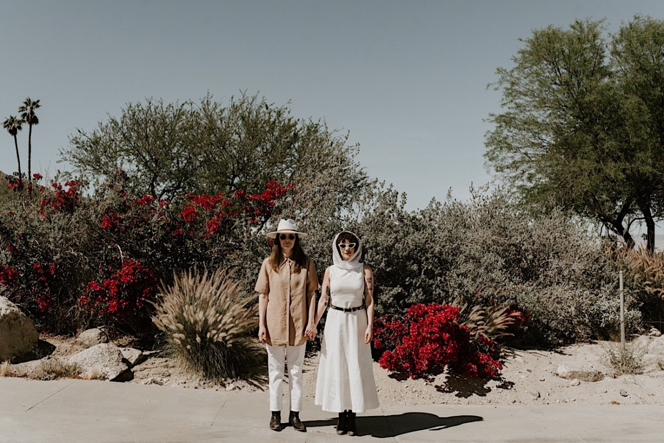 Palm Springs Elopement Los Angeles Elopement Photographer Desert Elopement 55