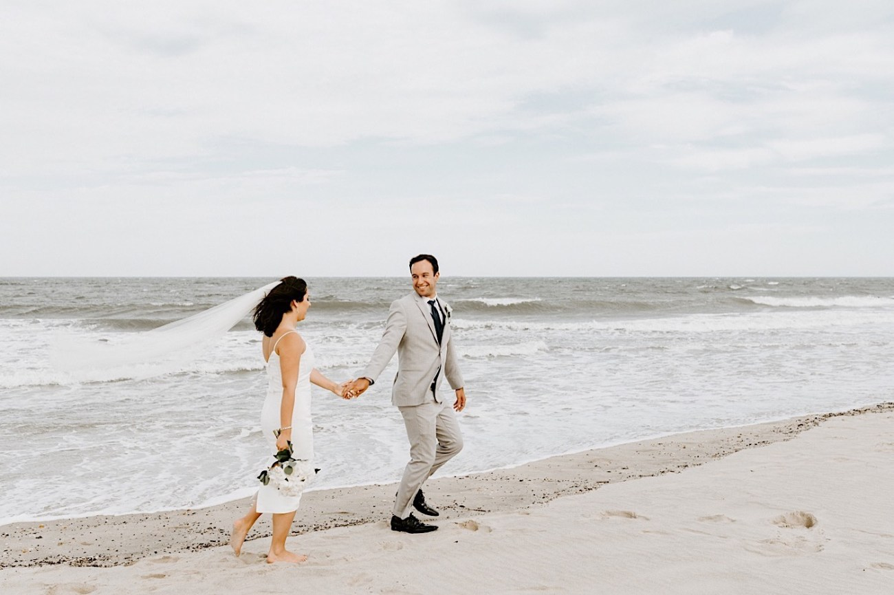 Sea Bright NJ Elopement Asbury Park Wedding Photographer NJ Wedding Photographer 03