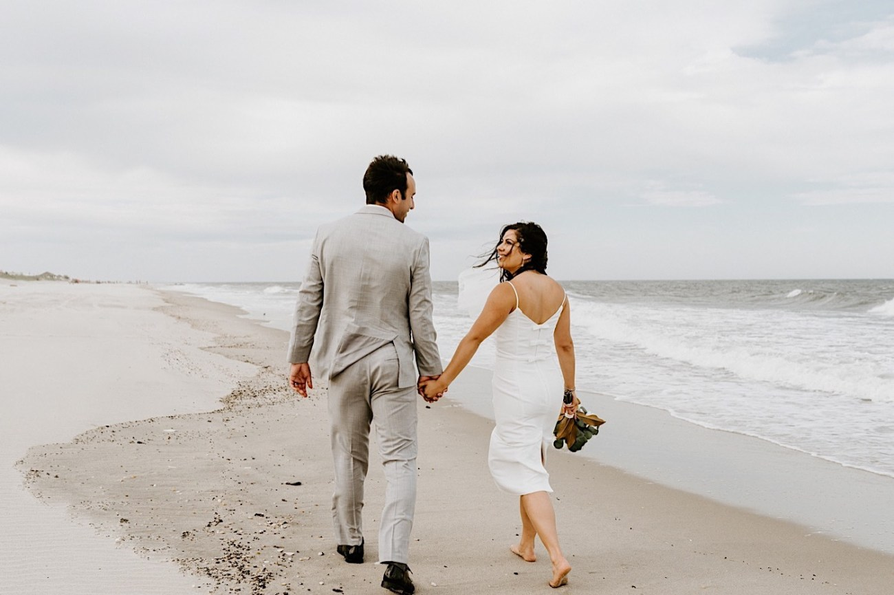 Sea Bright NJ Elopement Asbury Park Wedding Photographer NJ Wedding Photographer 06