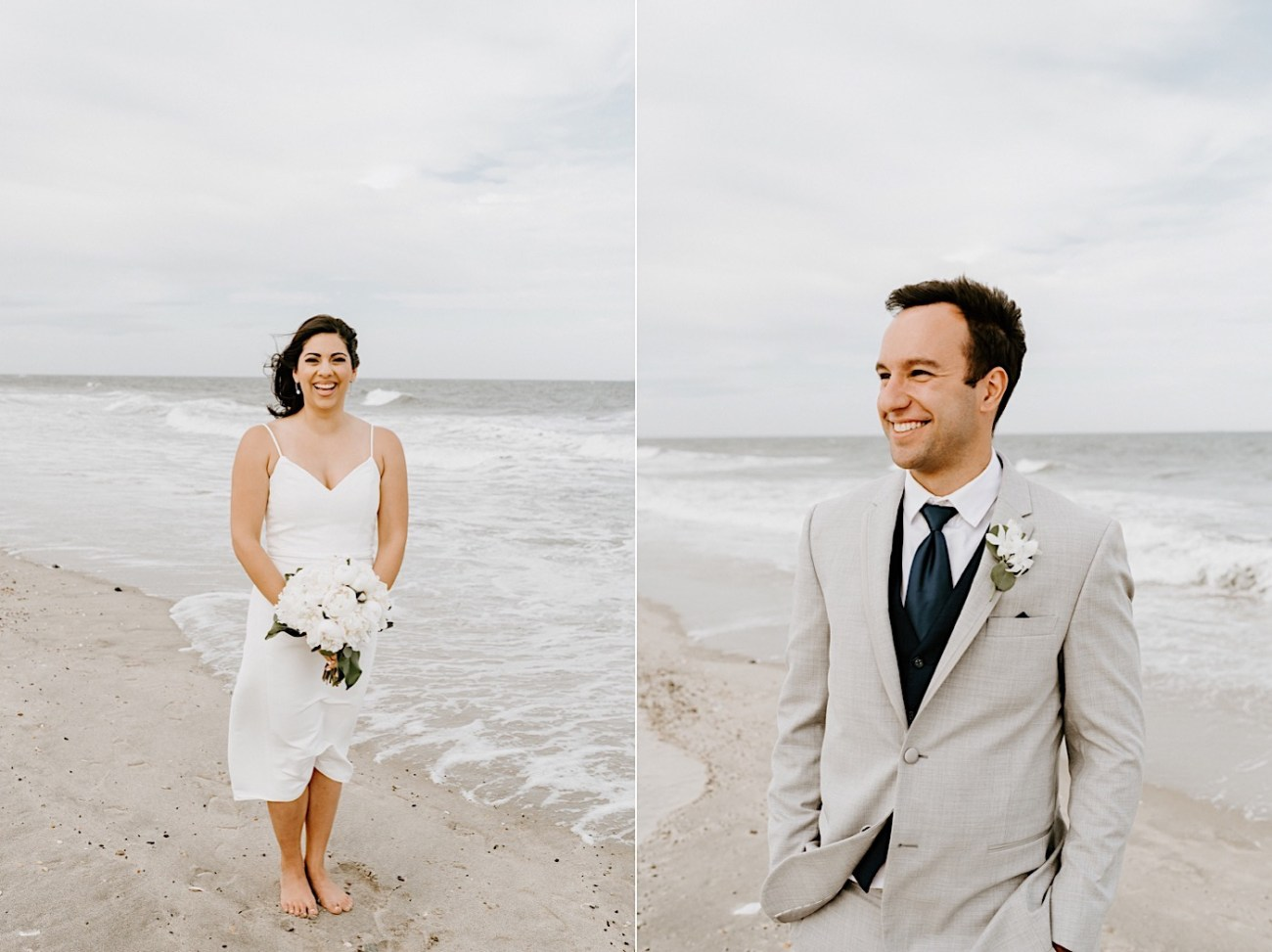Sea Bright NJ Elopement Asbury Park Wedding Photographer NJ Wedding Photographer 14