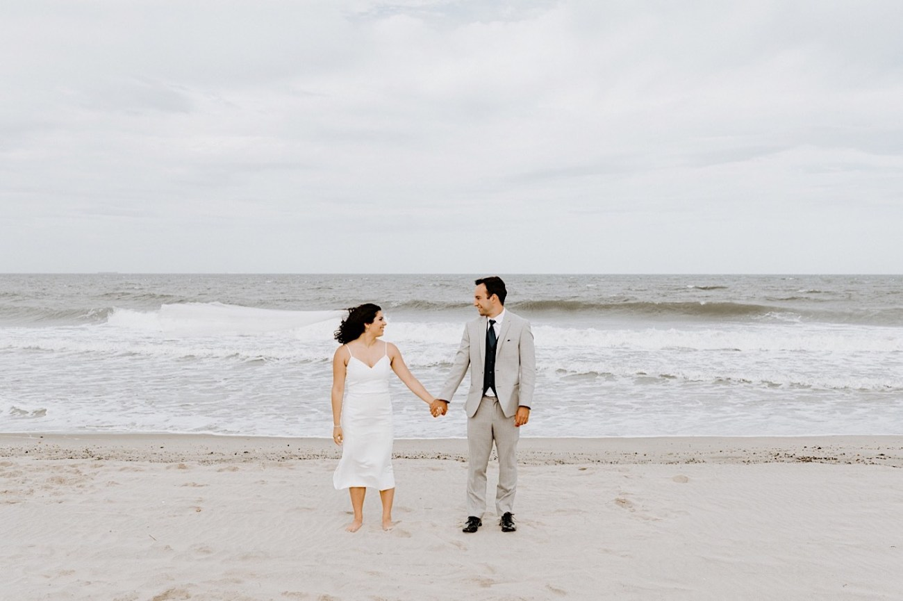 Sea Bright NJ Elopement Asbury Park Wedding Photographer NJ Wedding Photographer 17