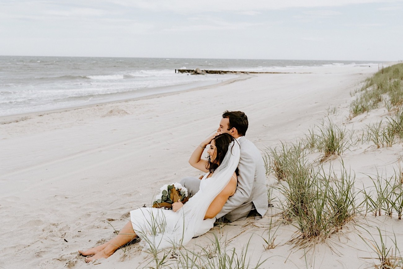 Sea Bright NJ Elopement Asbury Park Wedding Photographer NJ Wedding Photographer 29