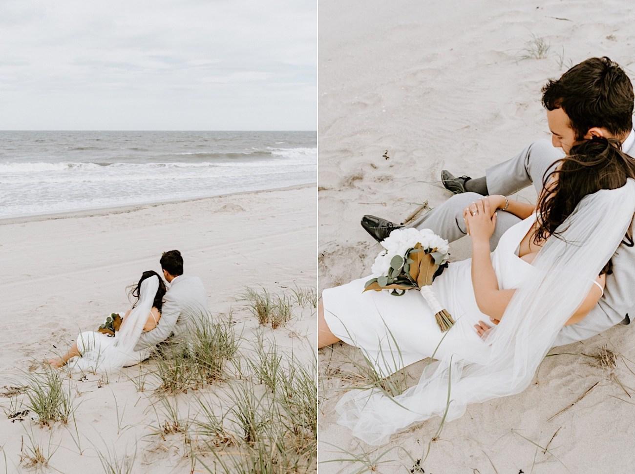 Sea Bright NJ Elopement Asbury Park Wedding Photographer NJ Wedding Photographer 31