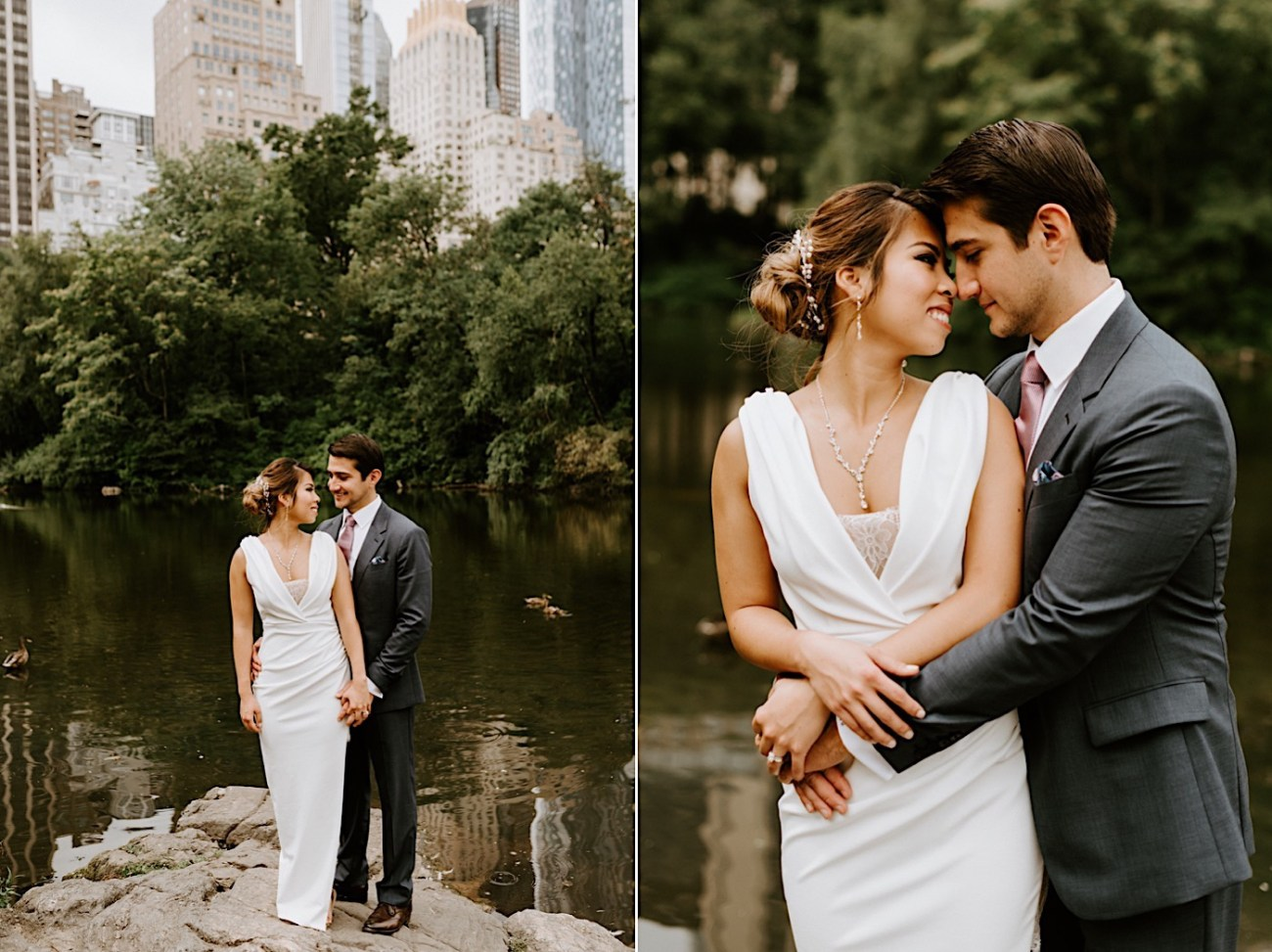 Central Park Elopement NYC Wedding Photographer Central Park Wedding Photos 41