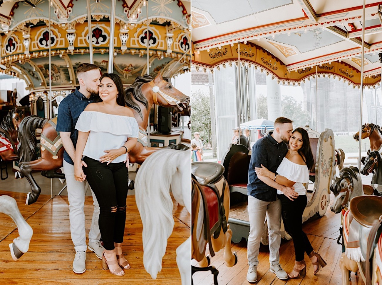 Dumbo Brooklyn Proposal Brooklyn Engagement Photos Brooklyn Wedding Photographer 011
