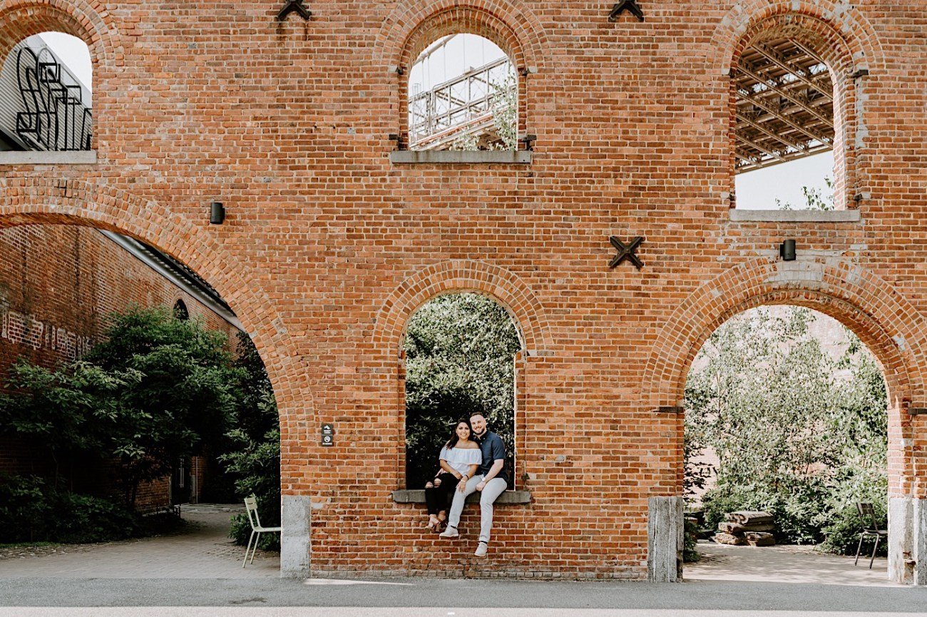 Dumbo Brooklyn Proposal Brooklyn Engagement Photos Brooklyn Wedding Photographer 013