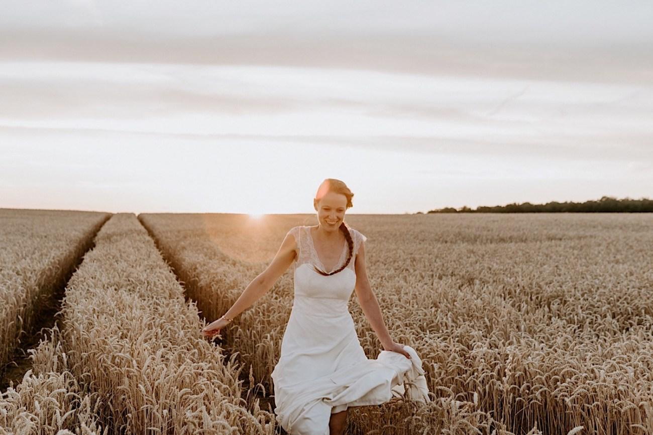France Wedding Wheat Field Wedding Photos Paris Wedding Photographer 046