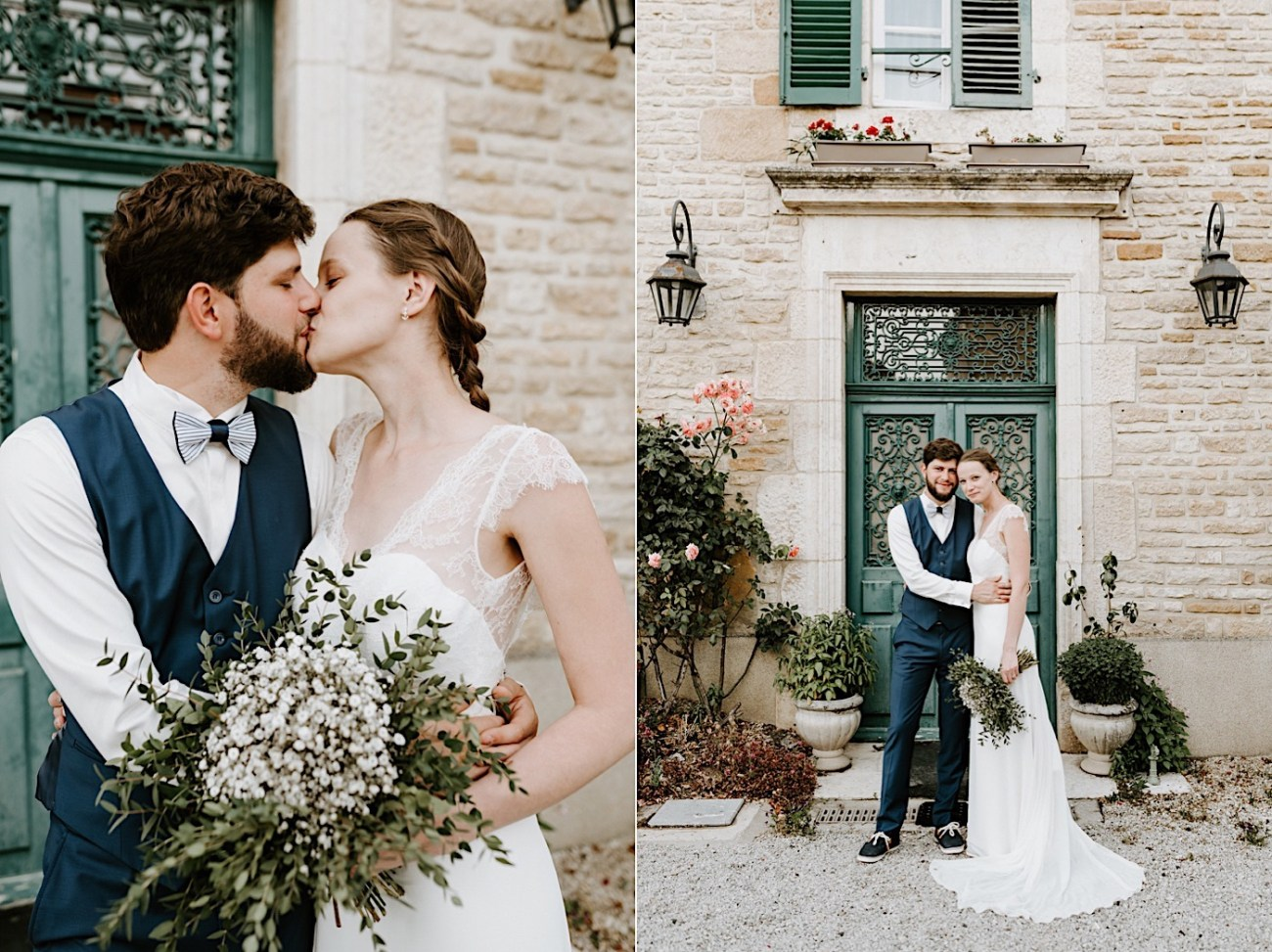 French Rural Wedding After Wedding Day Photos Paris Wedding Photographer 003