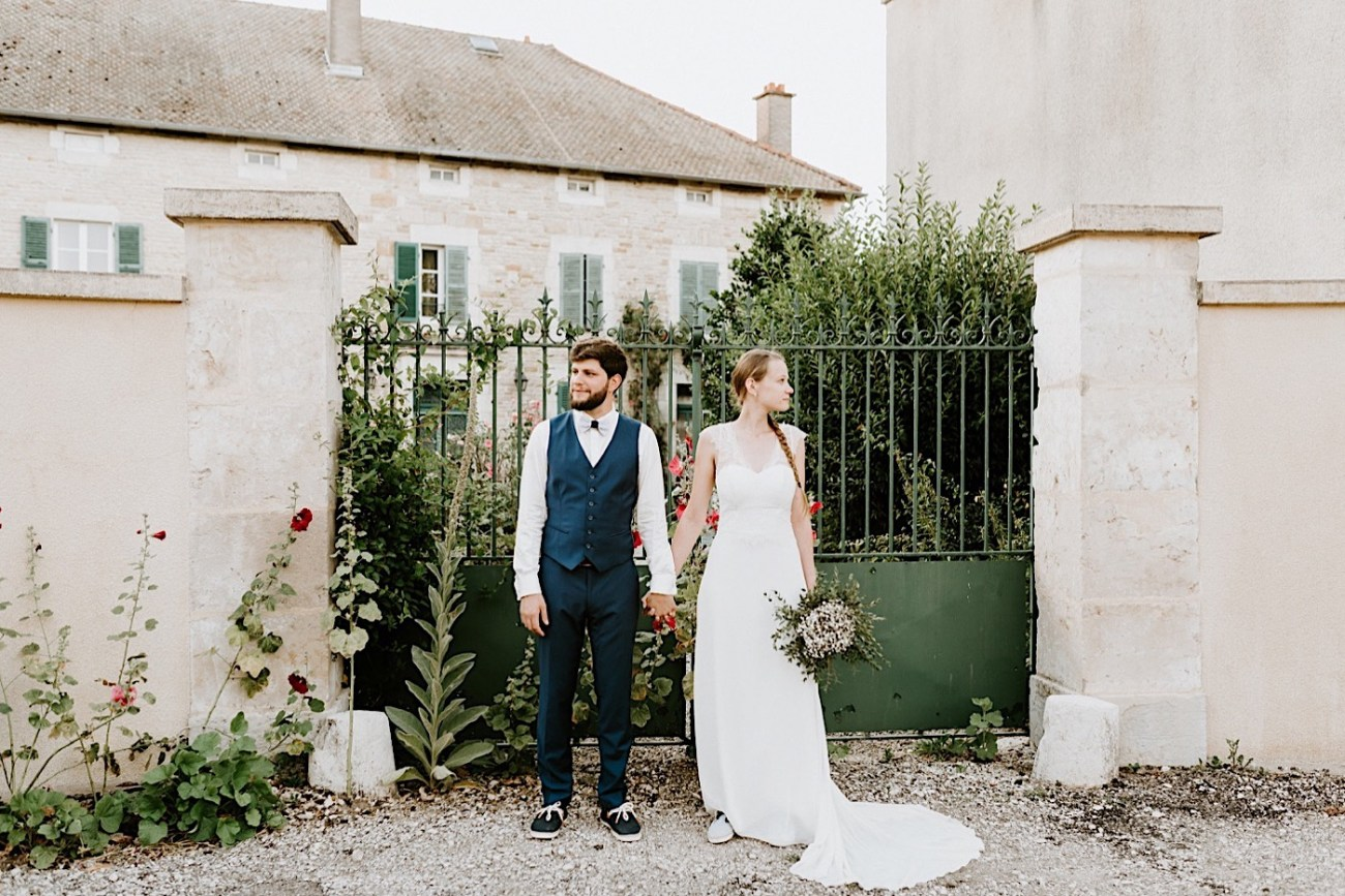 French Rural Wedding After Wedding Day Photos Paris Wedding Photographer 005