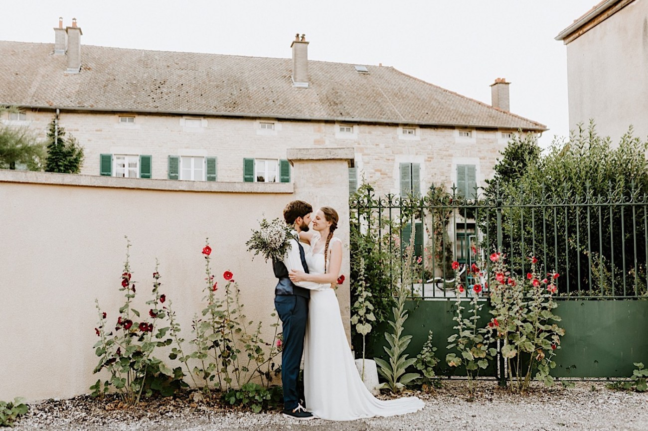 French Rural Wedding After Wedding Day Photos Paris Wedding Photographer 007