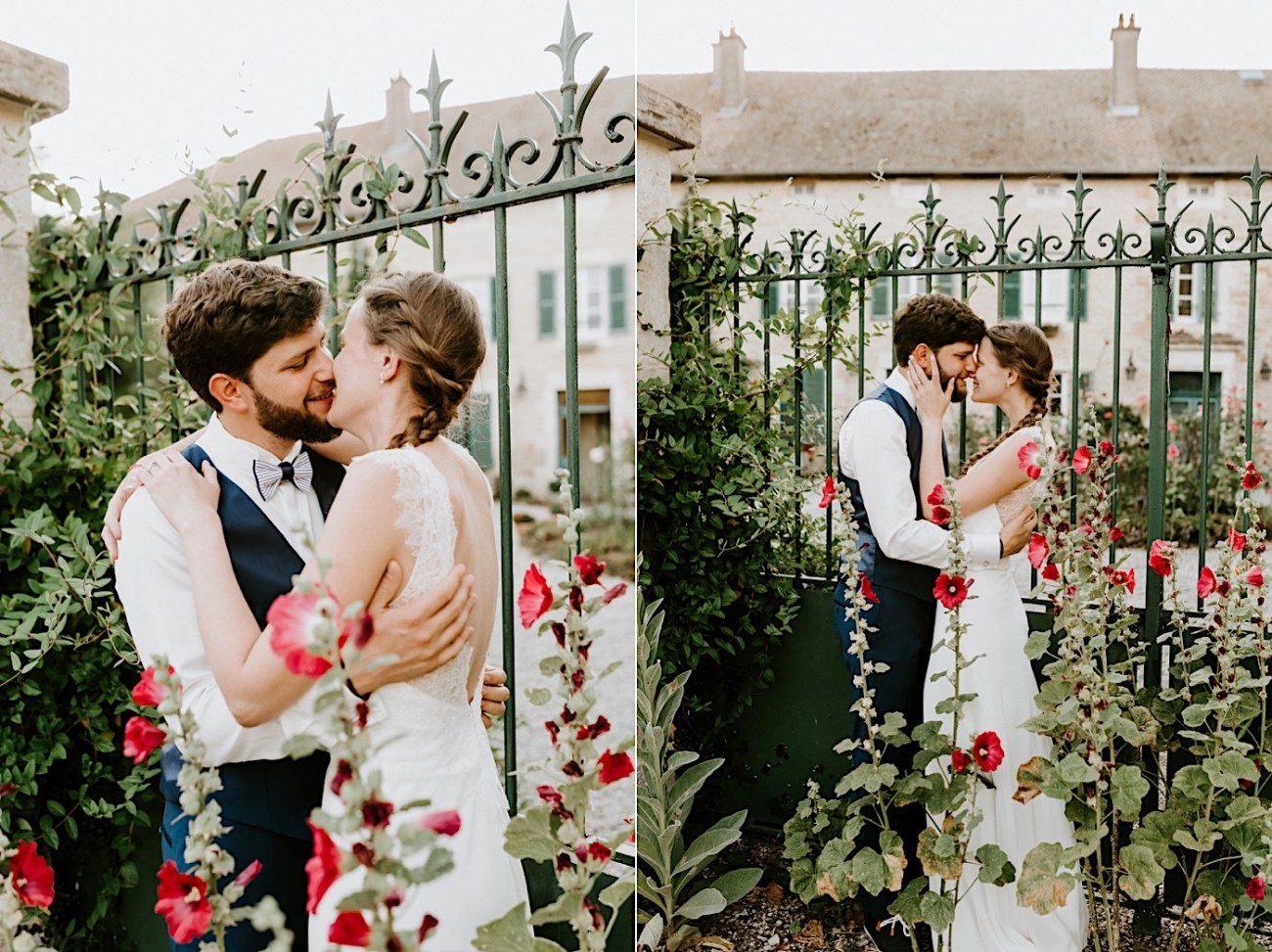 French Rural Wedding After Wedding Day Photos Paris Wedding Photographer 010