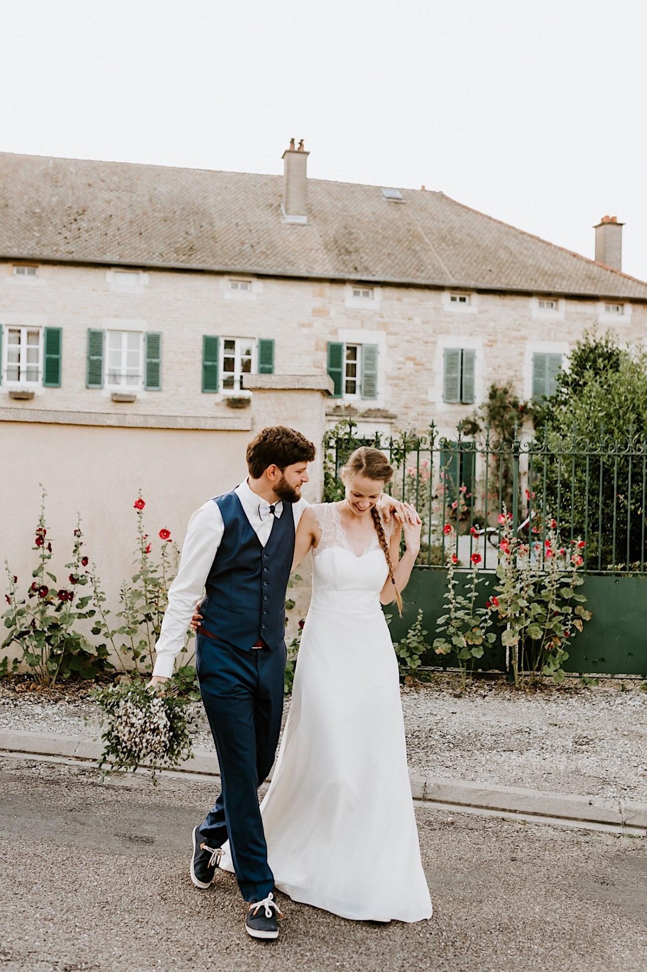 French Rural Wedding After Wedding Day Photos Paris Wedding Photographer 013