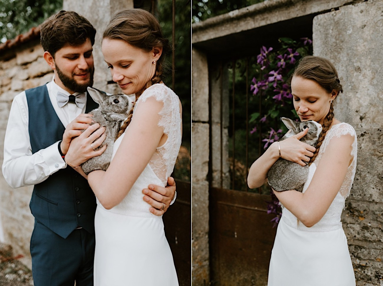 French Rural Wedding After Wedding Day Photos Paris Wedding Photographer 017