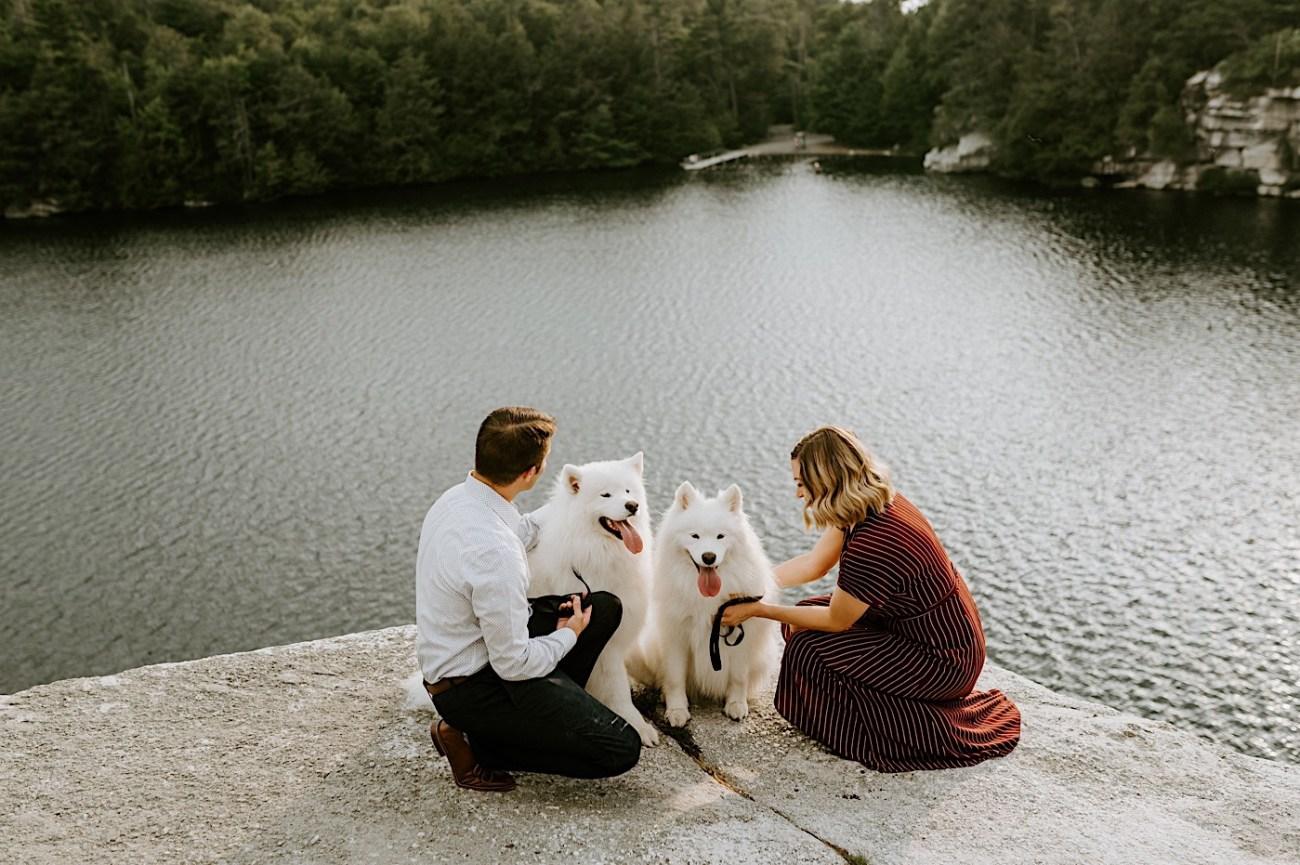 Minnewaska Engagement Session New York Wedding Photographer Hudson Valley Wedding Catskill Weddingphotographer 17