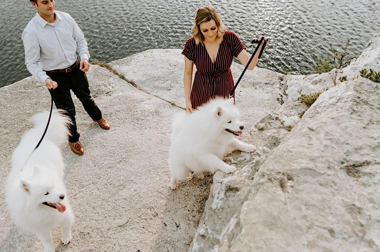 Minnewaska Engagement Session New York Wedding Photographer Hudson Valley Wedding Catskill Weddingphotographer 18