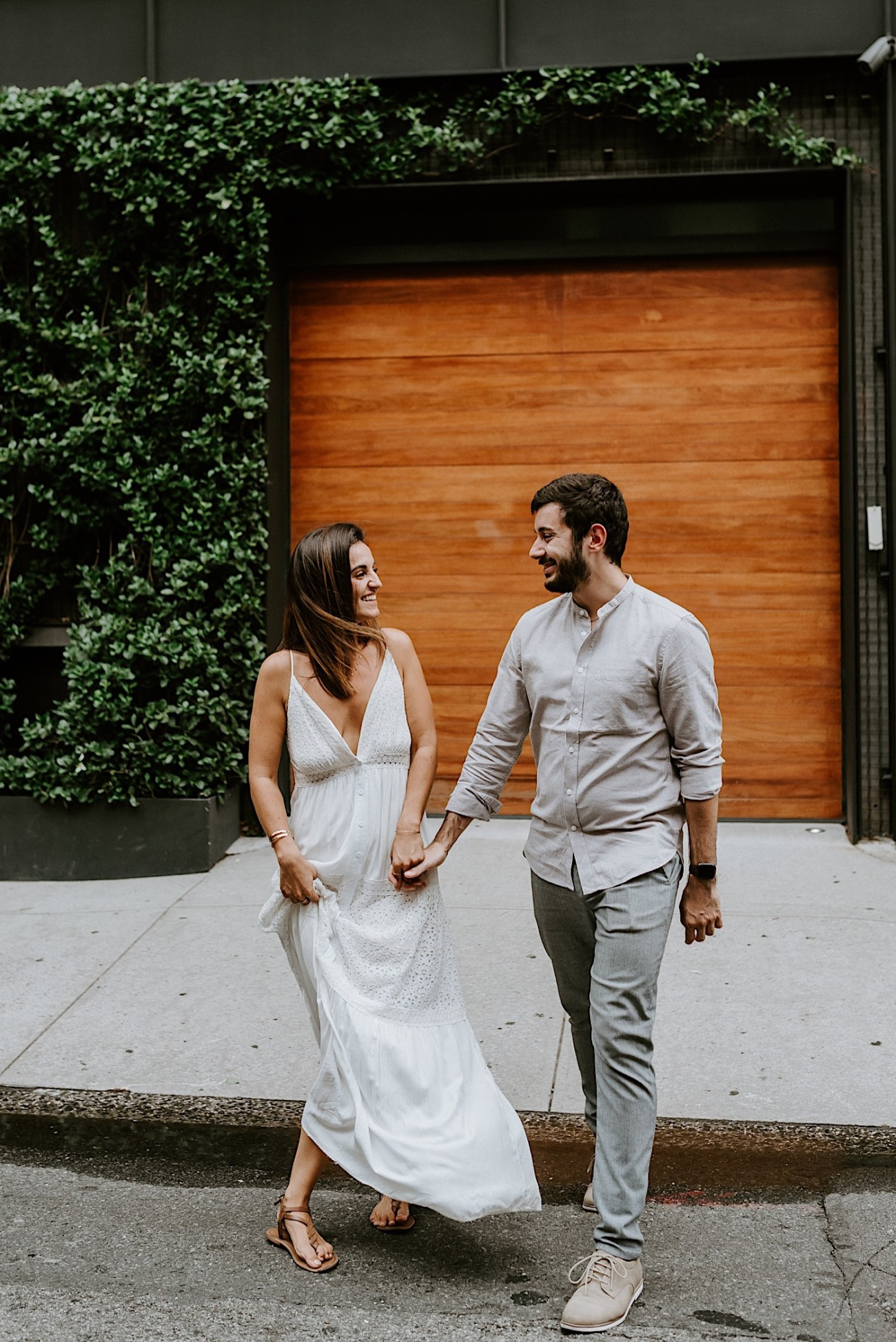 Greenwich Village Engagement Photos Manhattan Engagement Session New York Wedding Photographer 19