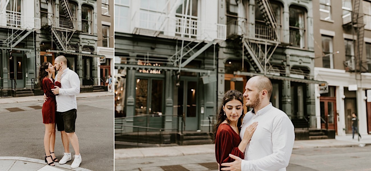 Soho Engagement Session NYC Wedding Photographer Manhattan Engaegement Locations 18