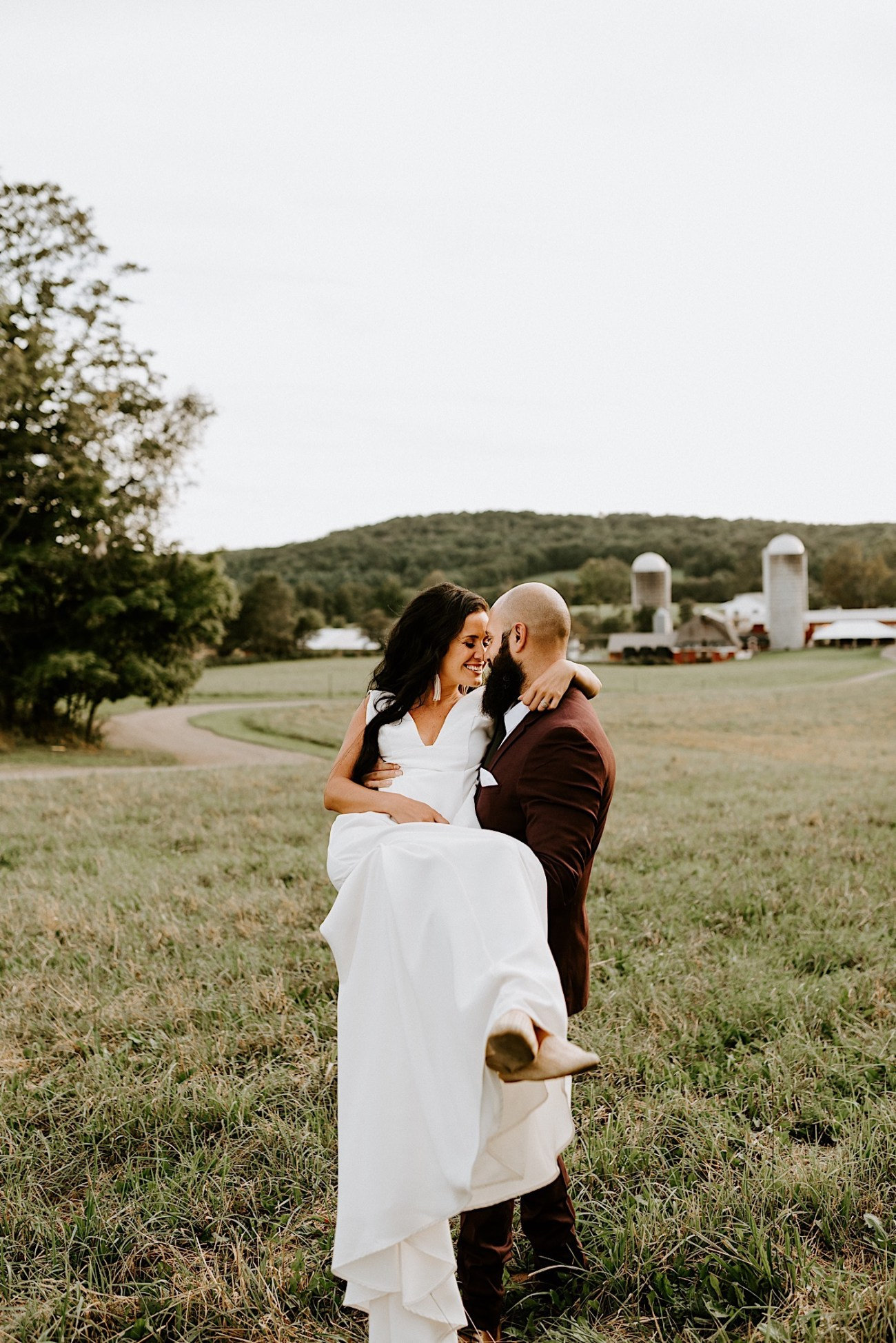Barn Wedding Up State NY Wedding Catskill Wedding New York Wedding Photographer 02