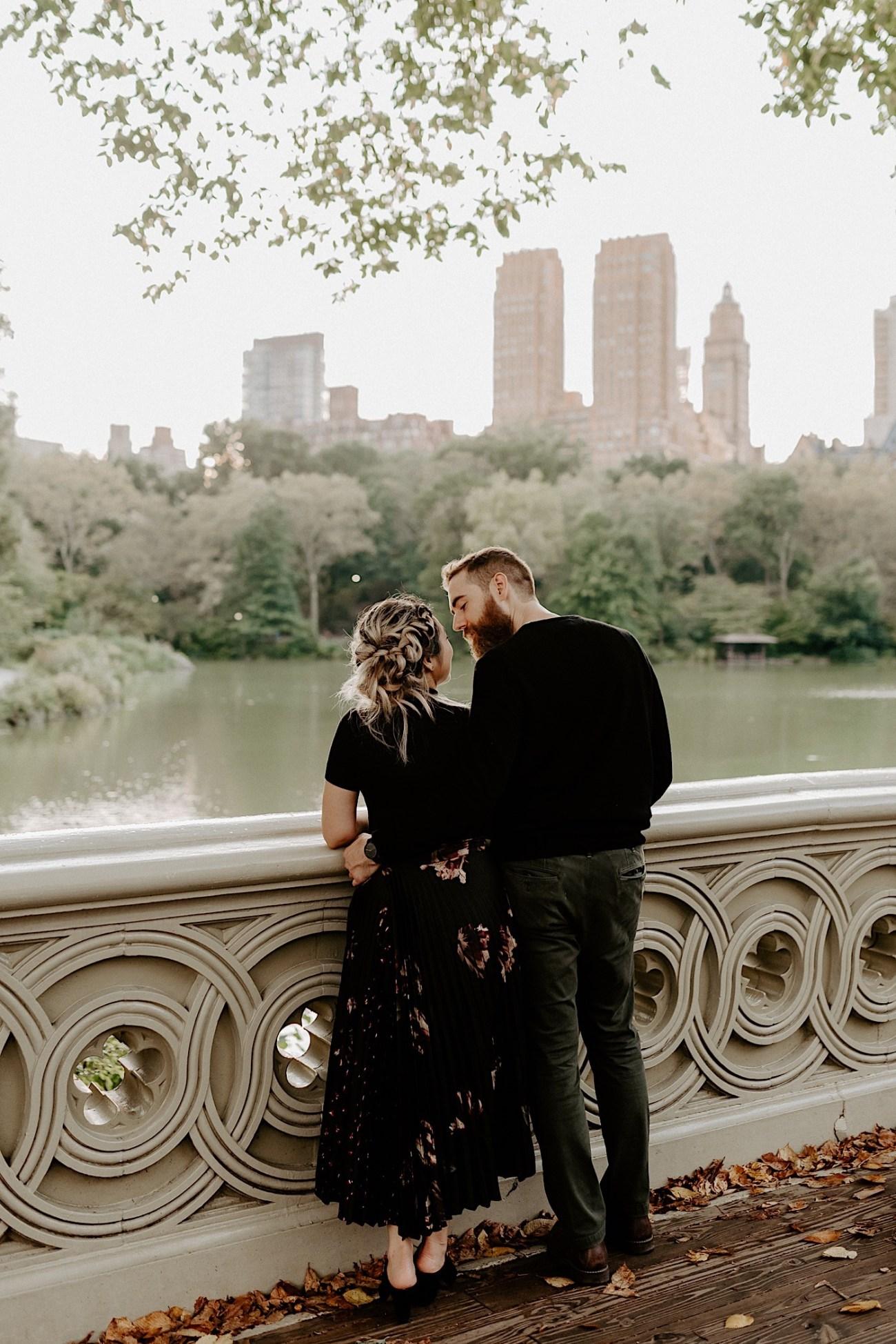Bethesda Fountain Engagement Session NYC Engagement Photos New York Wedding Photographer 16