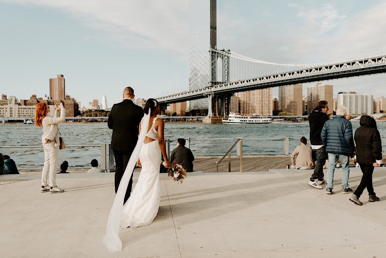 Brooklyn Dumbo Elopement NYC Wedding Photographer New York Elopement 24